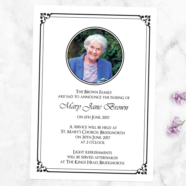 funeral-announcement-cards-elegant-frame