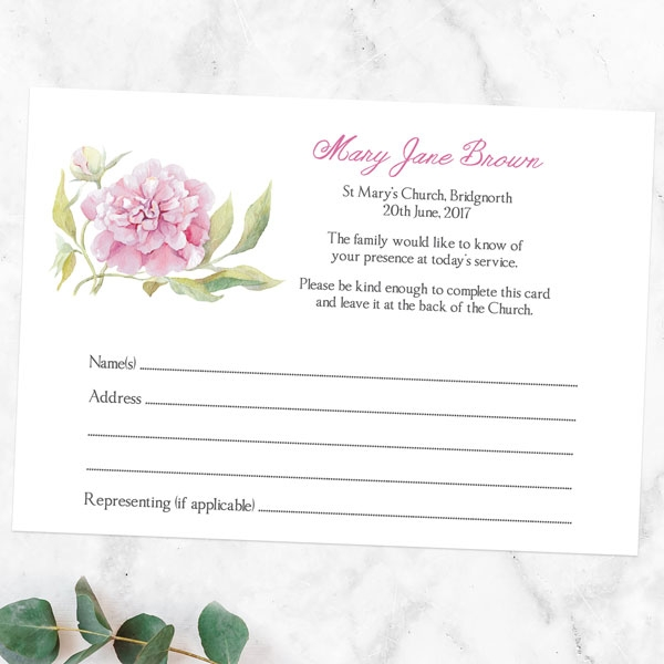 funeral-attendance-cards-watercolour-peony