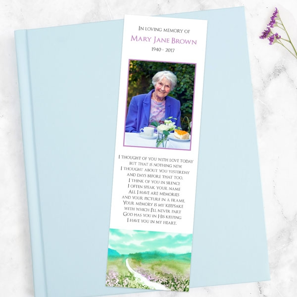 funeral-bookmark-country-path