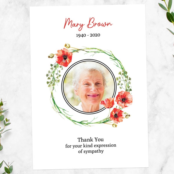 funeral-thank-you-cards-watercolour-poppy-garland