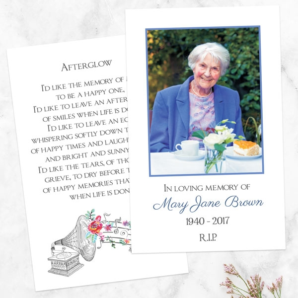 funeral-memorial-cards-musical-notes-flowers