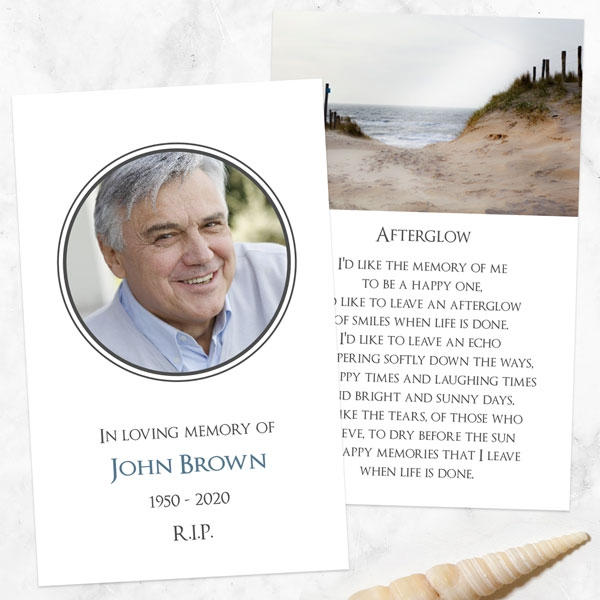 funeral-memorial-cards-sea-view-path-photo