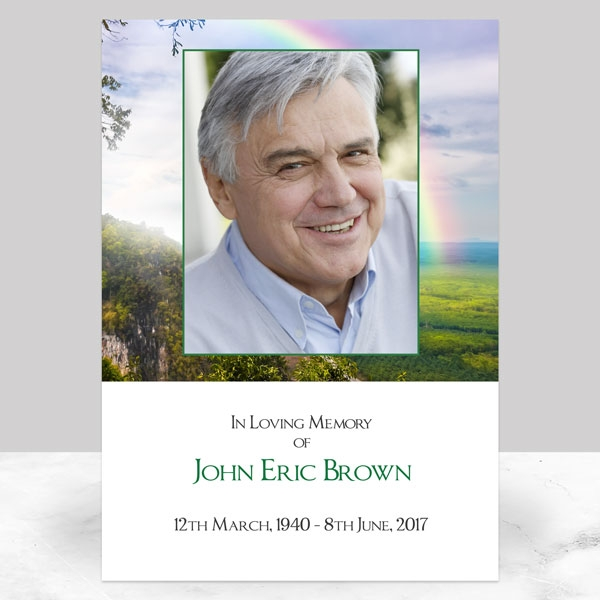 funeral-memorial-sign-rainbow-view