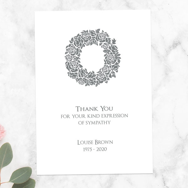funeral-thank-you-cards-rose-wreath