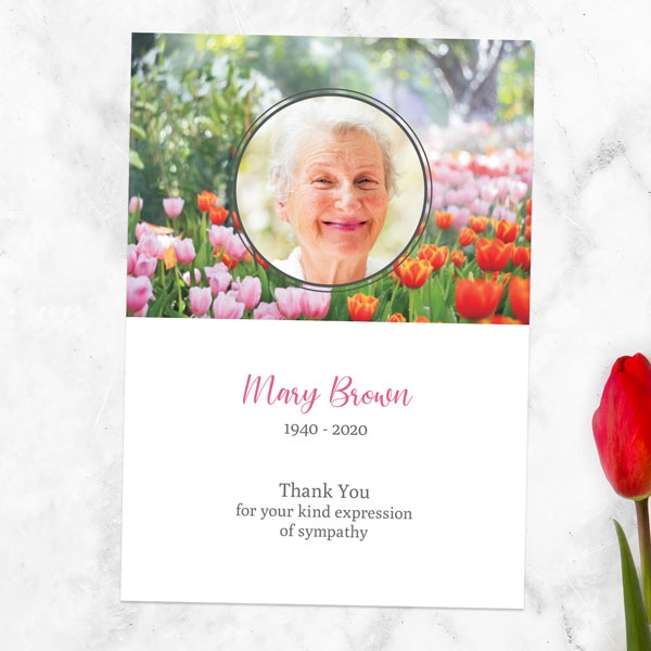 funeral-thank-you-cards-spring-tulips-
