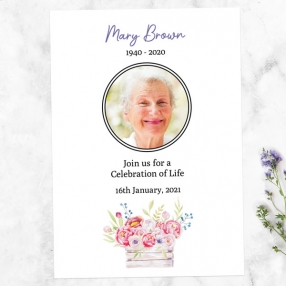 funeral-celebration-life-invitations-garden-blooms-photo