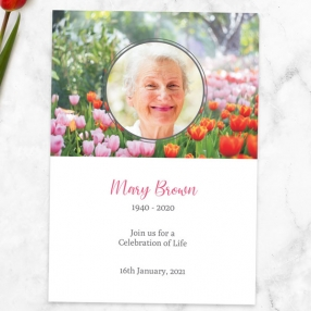 funeral-celebration-life-invitations-spring-tulips