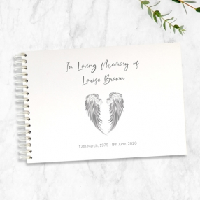 condolence-guest-book-grey-angel-wings