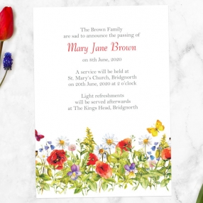 funeral-announcement-cards-poppy-meadow
