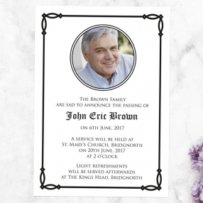 funeral-announcement-cards-celtic-frame