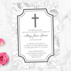 funeral-announcement-cards-ornate-roses