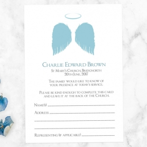 funeral-attendance-cards-blue-angel-wings