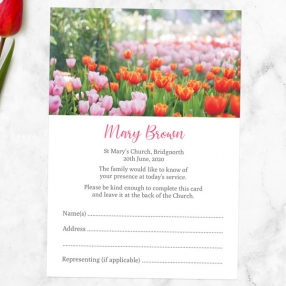 funeral-attendance-cards-spring-tulips