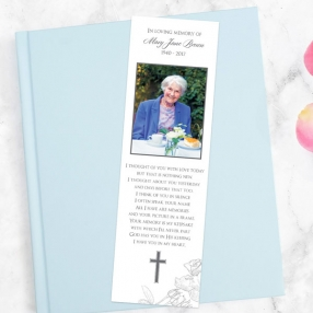 funeral-bookmark-ornate-roses