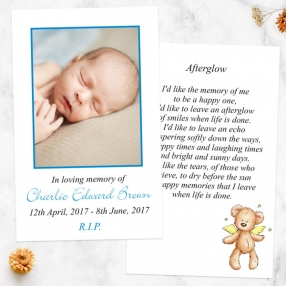 funeral-memorial-cards-blue-teddy-bear-angel