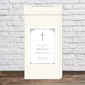 funeral-post-box-ornate-cross-border
