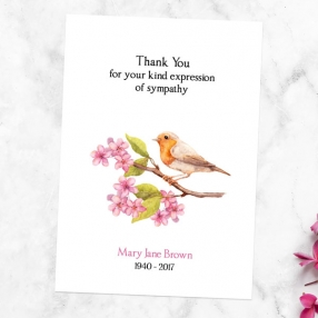 funeral-thank-you-cards-watercolour-blossom-branch-robin