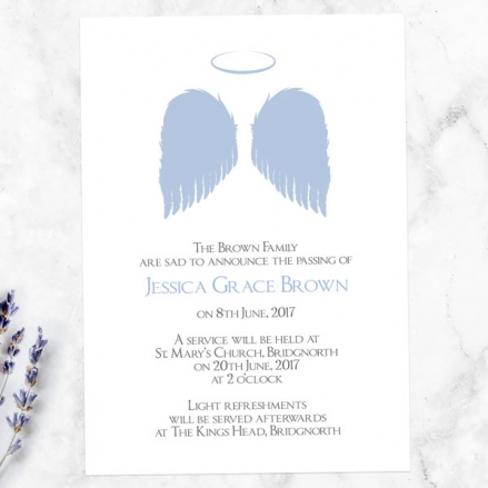 funeral-announcement-cards-lilac-angel-wings