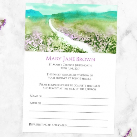 funeral-attendance-cards-country-path