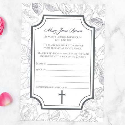 funeral-attendance-cards-ornate-roses