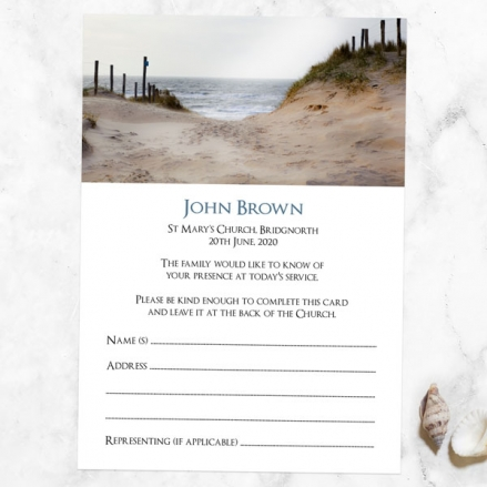 funeral-attendance-cards-sea-view-path-photo