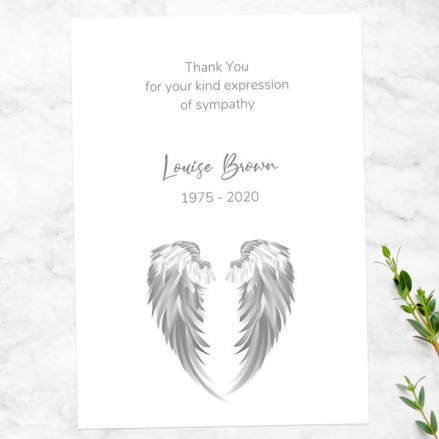 funeral-thank-you-cards-grey-angel-wings
