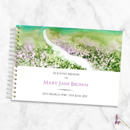 condolence-guest-book-country-path