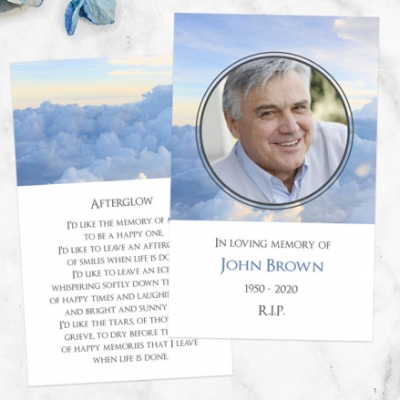 funeral-memorial-cards-heavenly-clouds