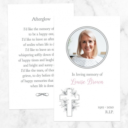 funeral-memorial-cards-white-lilies-cross