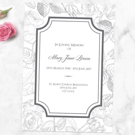 funeral-order-of-service-ornate-roses