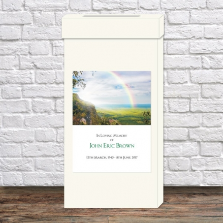 funeral-post-box-rainbow-view