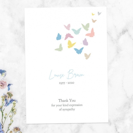 funeral-thank-you-cards-flying-butterflies