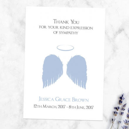 funeral-thank-you-cards-lilac-angel-wings