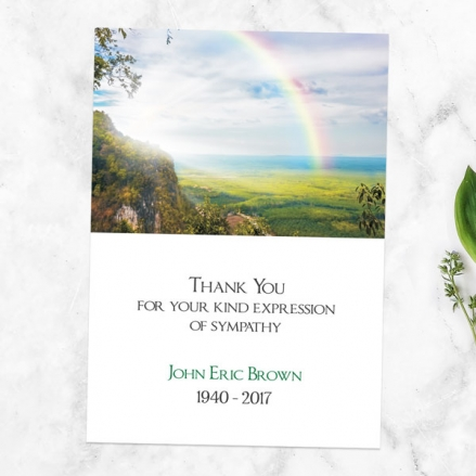 funeral-thank-you-cards-rainbow-view