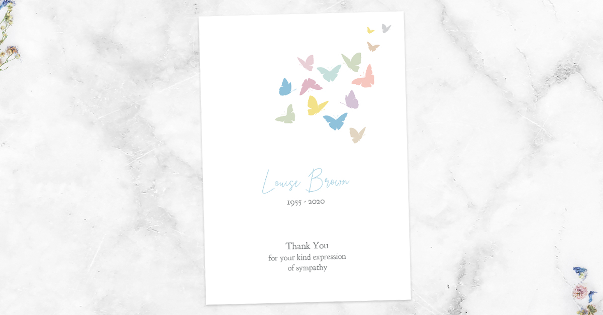 Is It Proper Etiquette to Send Thank You Cards for Sympathy Cards?